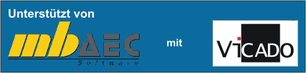 mb AEC Software Fußzeile